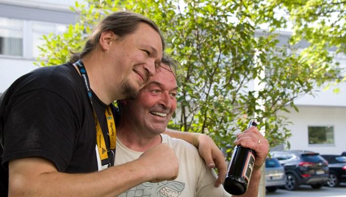 Interview mit Ian Beattie alias Sir Meryn Trant aus Game of Thrones auf der Phantastika 2017