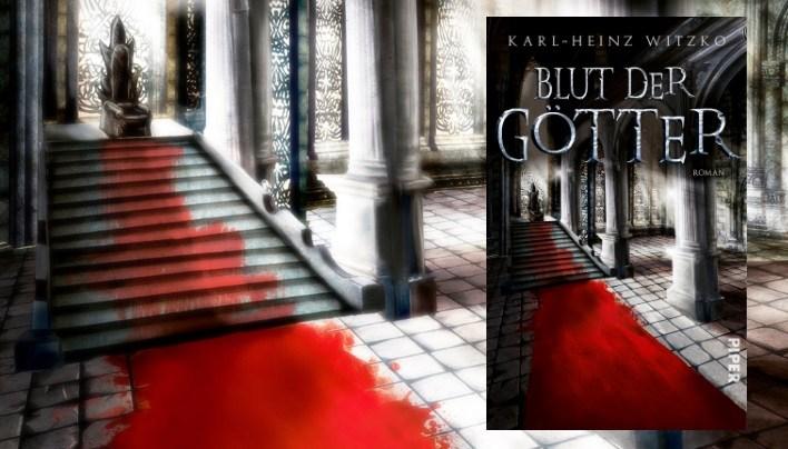 Rezension zu Blut der Götter von Karl-Heinz Witzko