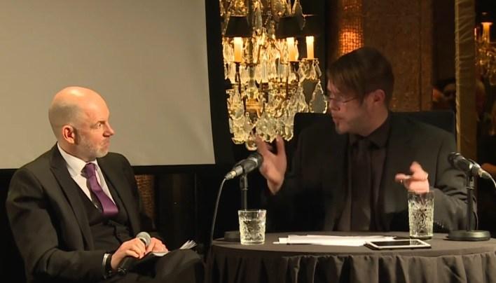 Livestream-Lesung mit Markus Heitz zu seinem Roman Des Teufels Gebetbuch