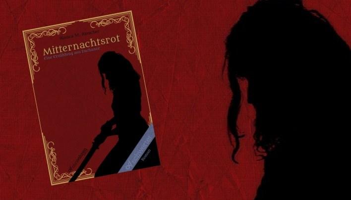 Rezension zu Mitternachtsrot von Bianca M. Riescher