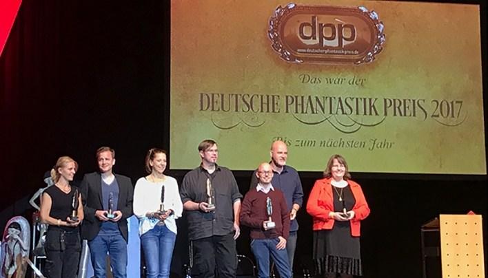 Deutscher Phantastik Preis 2017 auf der Phantastika