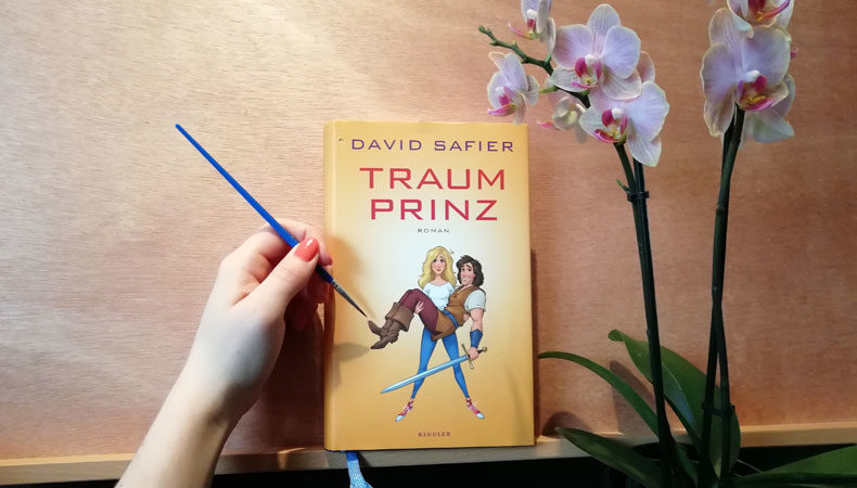 Rezension zu Traumprinz von David Safier