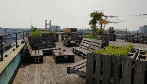 Dachterrasse Bastei Lübbe LBC18
