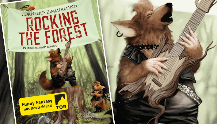 Rezension zu Rocking the Forest von Cornelius Zimmermann