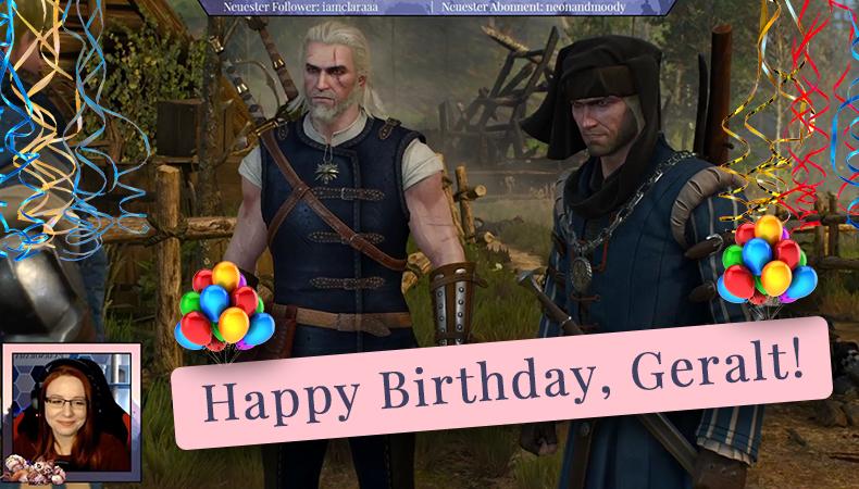Gampelay-Bild aus Witcher 3